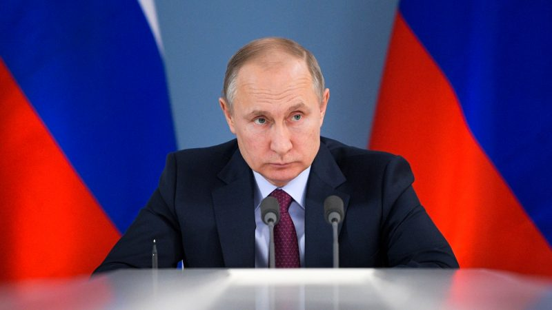 Putin is secretly making intelligent agents